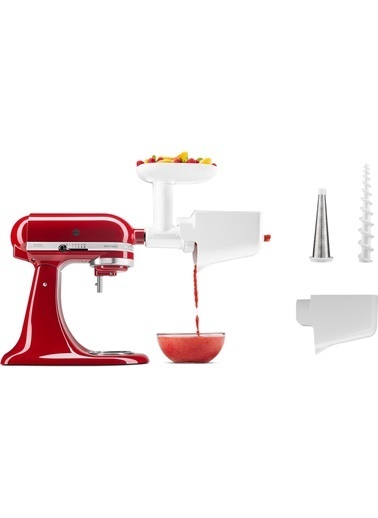 KitchenAid 5Ksmfvsfga Püre Yapma Aksesuarı Renkli